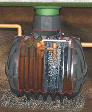 Биологическая очистка Picobell XXL (Автономная канализация)
