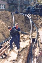 Монтаж трубопровода водоснабжения Николаев Прокладка
