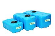 Квадратные емкости для хранения воды