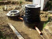 Выкопаем колодец,  сливную яму,  септик,  приямок,  смотровой колодец,  выг