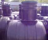 Предлагаем септики для монтажа в грунт на 1500л ,  2000л,  3000л.